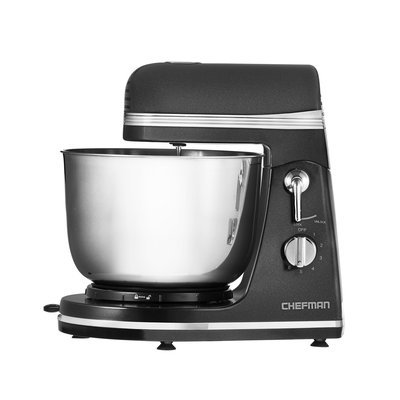 Cam Consumer Products, Inc. Legacy Series Power Stand Mixer Black