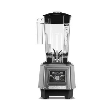 Waring Pro Kb500sil Table Top Blender - 1500 W - 1.50 Quart - 15 Speed Setting[s] - Tritan Copolyester, Stainless Steel, Rubber, Plastic - Silver (kb500sil)