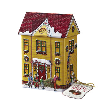 Harry London Candies Inc. Harry London Dark Lava Cake Chocolate Filled Tin House