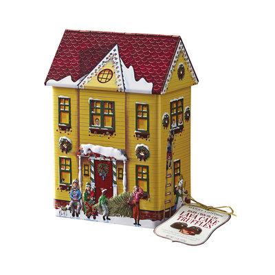 Harry London Candies Inc. Harry London Dark Lava Cake Chocolate Filled Tin House