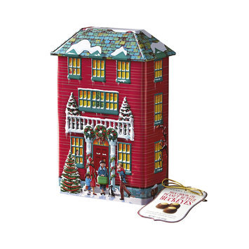 Harry London Candies Inc. Harry London Buckeye Chocolate Filled Tin House