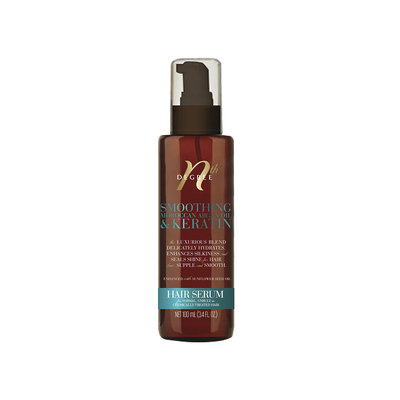 Nth Degree Smoothing Moroccan Argan Oil & Keratin Hair Serum - 3.4 oz.