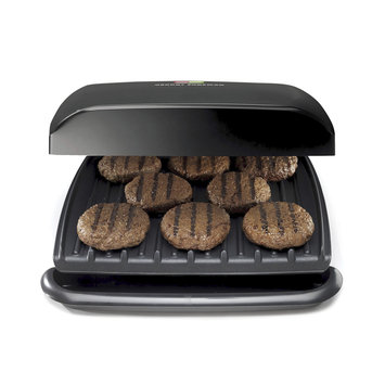 George Foreman Classic Grill Plate Serves 8