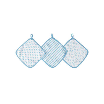 Aden By Aden + Anais ideal baby by the makers of aden + anais 3-pk. Washcloths - Sunny Side