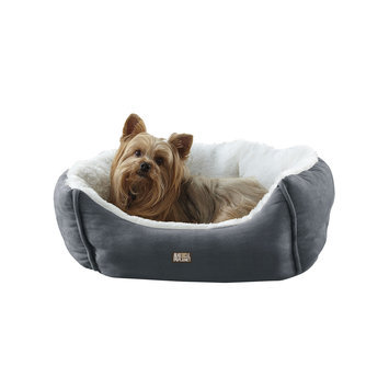Animal Planet Ultrasuede Rectangle Pet Bed - 21 x 19