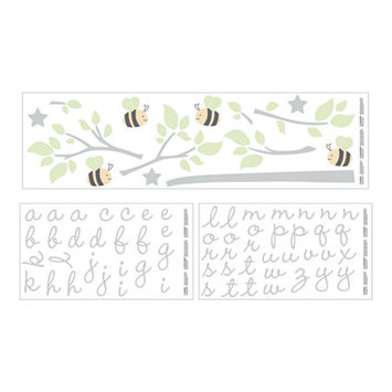 Wendy Bellissimo Honey Bee Wall Decals