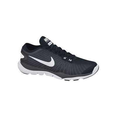 Nike Flex Supreme TR 4 Women's Cross Trainers, Size: 7, Black