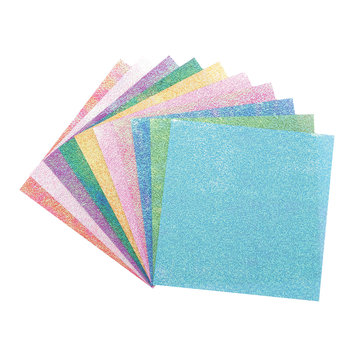 Global Art Dot Embossing Folia Origami Iridescent Paper