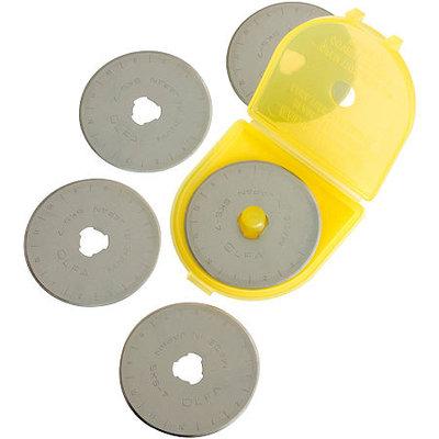 Asstd National Brand 5-Pk. Rotary Blade 45mm Refill
