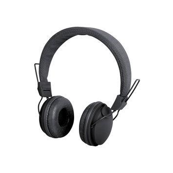 Merchsource, Llc Black Series Noise Isolation Headphones (1503059))