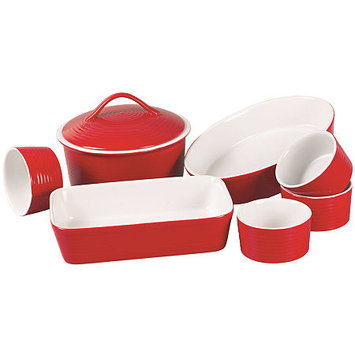 Asstd National Brand Euro Ceramica 8-pc. Ceramic Bakeware Set