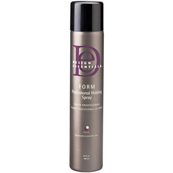 Design Essentials Form Professional Holding Hairspray