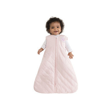 Halo Innovations HALO SleepSack Winter Weight Wearable Blanket in Pink Snowflake
