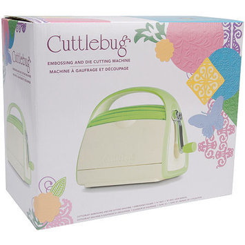 Cuttlebug V2 Embossing and Die Cutting Machine