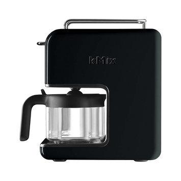 DeLonghi KMix 5-Cup Coffee Maker (Black)