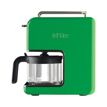 Delonghi kMix 5 Cup Coffee Maker Color: Green