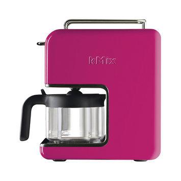 Delonghi kMix 5 Cup Coffee Maker Color: Magenta