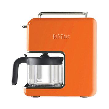 DeLonghi kMix 5-Cup Coffee Maker in Orange DCM02OR