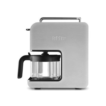 DeLonghi KMix 5-Cup Coffee Maker (Grey)