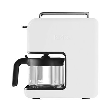 Delonghi kMix 5 Cup Coffee Maker Color: White