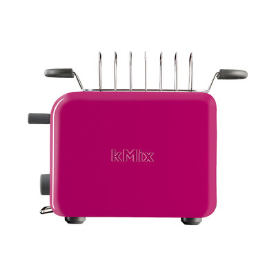 Delonghi DTT02MA Kmix 2-Slice Toaster - Magenta
