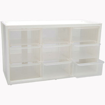 Asstd National Brand ArtBin Store-In-Drawer Cabinet - 9 Drawers