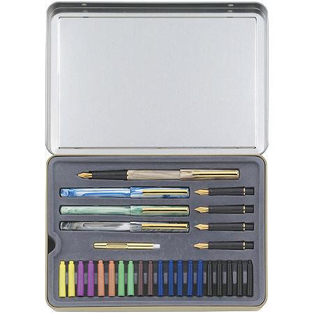 Asstd National Brand 33-pc. Calligraphy Pen Set