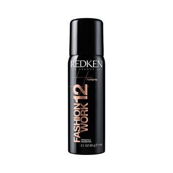 Redken Fashion Work 12 Travel Hairspray - 2.1 oz.