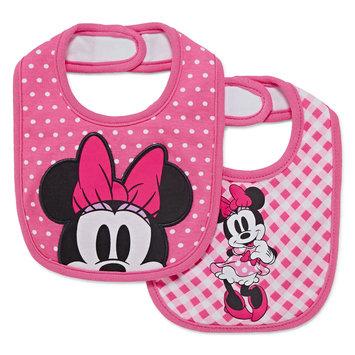 Disney Baby Collection 2-pk. Minnie Bibs