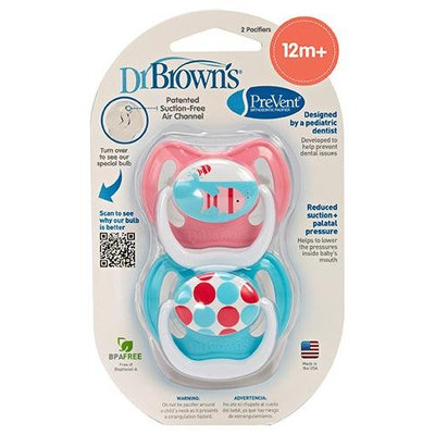 Dr Brown's Dr. Brown's Prevent Design Pink Stage 3 (18+ Months)