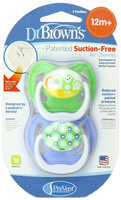 Dr Brown's Dr. Brown's PreVent Pacifier - Blue - Stage 3