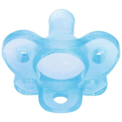 Dr Brown's Dr. Brown's One-Piece Stage 1 Pacifier 2 Pack - Boys