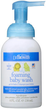 Dr Brown's Baby Wash, 8oz
