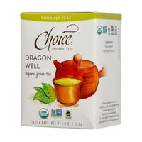 Choice Organic Teas Dragon Well Organic Green Tea