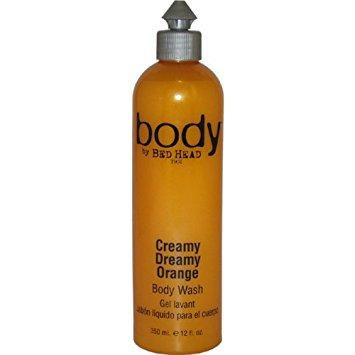 Bed Head Creamy Dreamy Orange Body Wash