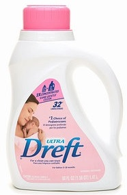 Dreft Ultra 2x Concentrated Laundry Detergent