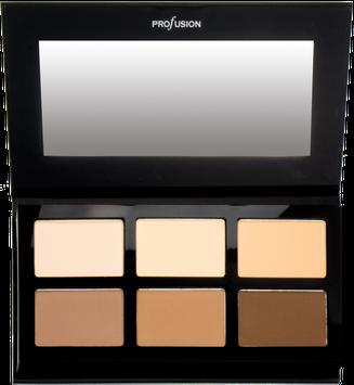 Profusion Cosmetics Pro Contour 6 Colors Contour