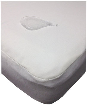 My Little Nest Organic Cotton Waterproof Crib Mattress Pad