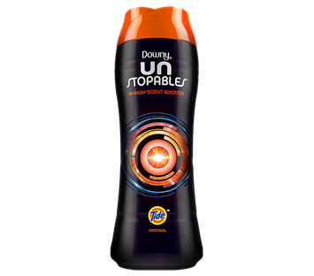 Downy® Unstopables® In-Wash Scent Booster Tide® Original Scent