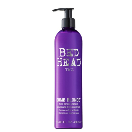 Bed Head Dumb Blonde™ Purple Toning Shampoo
