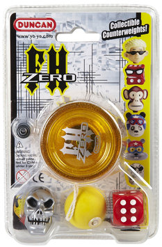Duncan FH Zero Glitter - Yellow - 1 ct.