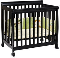 DaVinci Kalani Mini Crib in Ebony - M5598E