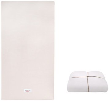 Babyletto Pure Core Mattress Pad with Air Cover Size: 3