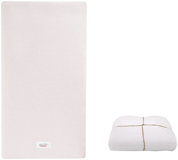 Babyletto Pure Core Mattress Pad with Air Cover Size: 5