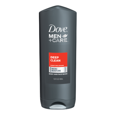 Dove Men + Care Body and Face Wash