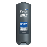 Dove Men+Care Hydration Balance Body And Face Wash