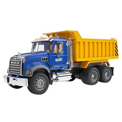 Bruder Mack Granite Dump Truck - 1 ct.