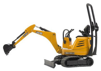 Bruder Jcb Micro Excavator 8010 Cts - 1 ct.