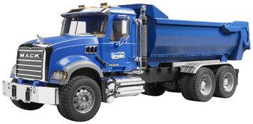 Bruder MACK Granite Halfpipe Dump Truck BTAH2823