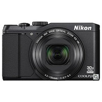 Nikon Coolpix S9900 Black 16 Megapixel Digital Camera